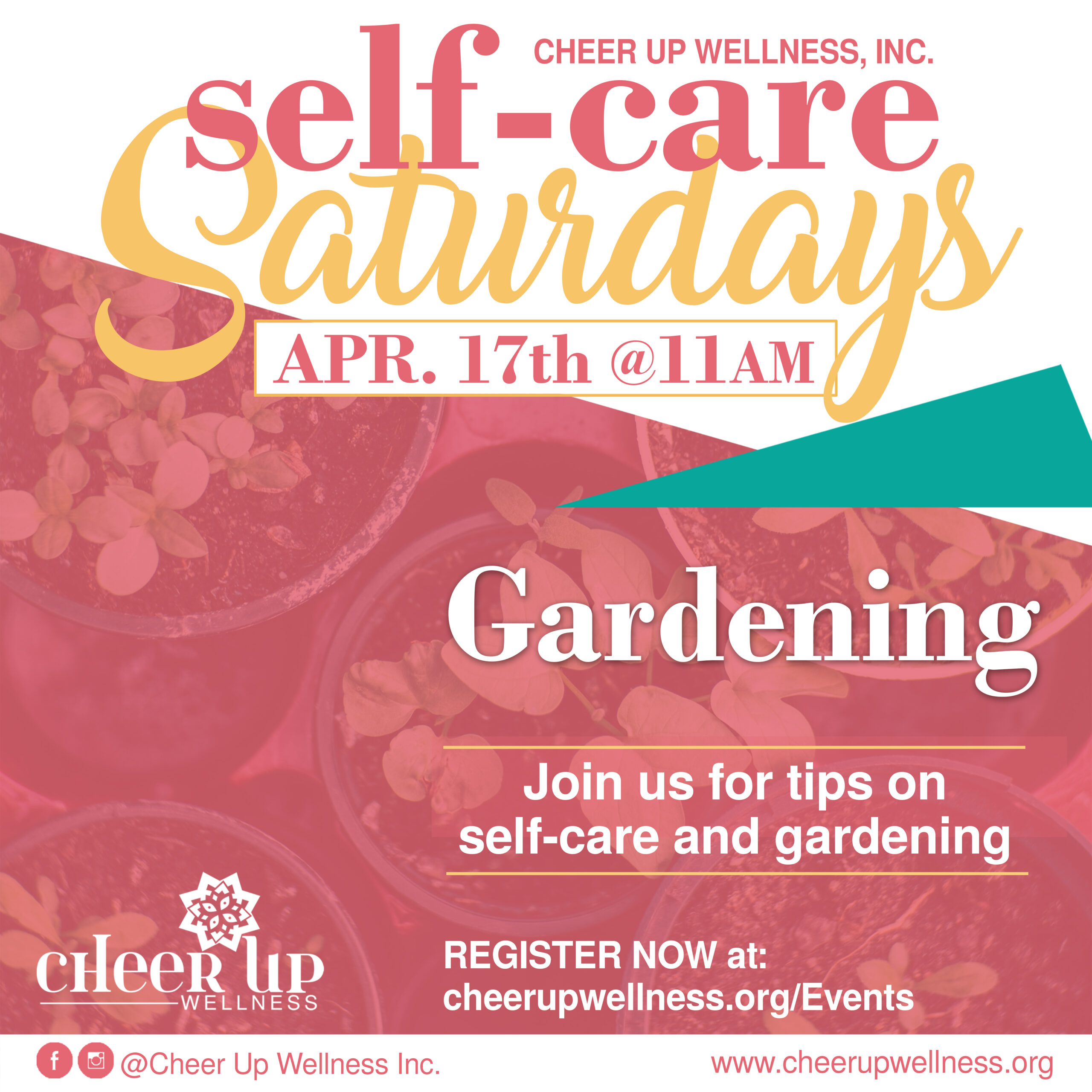 Self-Care Saturday (Let's Grow)